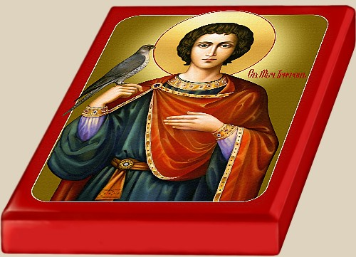 святой трифон икона: